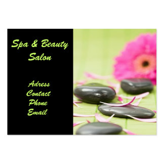 Spa&Beauty Salon Business Card