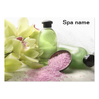 Spa Pack Of Chubby Business Cards