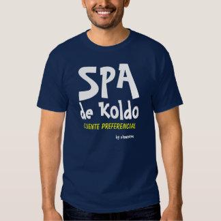 SPA de Koldo Tshirts