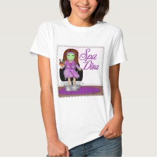 Spa Diva T-shirts