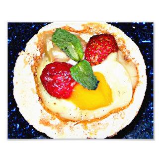 Spa food red strawberry dessert photo art