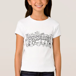 Spa Girl Tee Designer