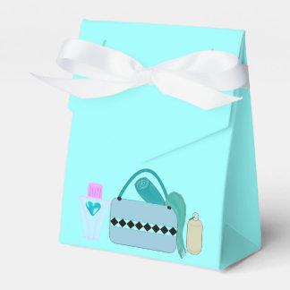 Spa Party Accessories Favour Box