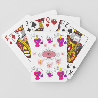 Spa Playing Card Deck