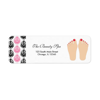 Spa return address return address label
