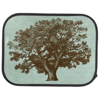 Spa Tree IV Floor Mat