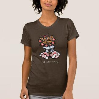 Spa Yorkie Personalized Tee Shirts
