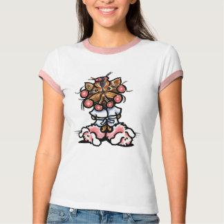 Spa Yorkie Tee Shirt