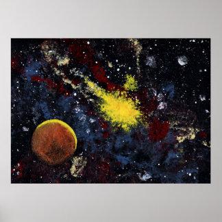 SPACE 12 v.2 (large) ~ Poster