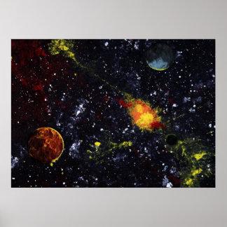 SPACE 13 v.2 (large) ~ Poster