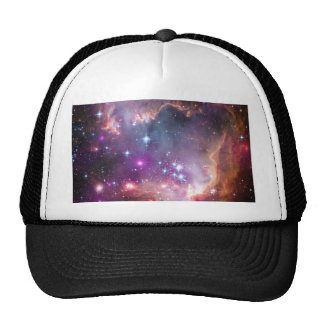 Space 17 mesh hats