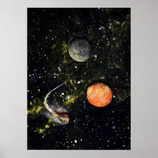 SPACE 17 v.2 (large) ~ Poster