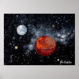 SPACE 22 v.1 (large) ~ Poster