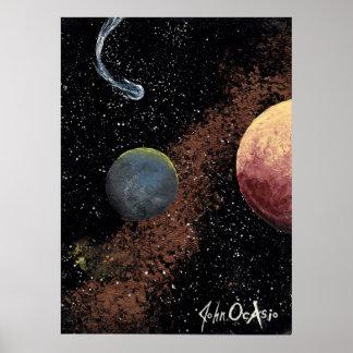 SPACE 2 v.1 (large) ~ Poster