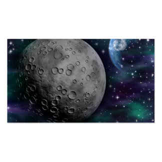 space-681638 FANTASY SPACE GALAXY ALIEN WORLDS SCI Pack Of Standard Business Cards