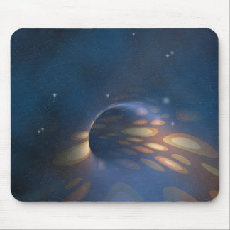 Space Abstract Mouse Pad