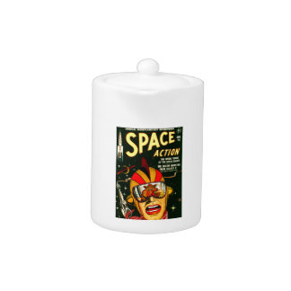 Space Action: Eek!  A Monster!