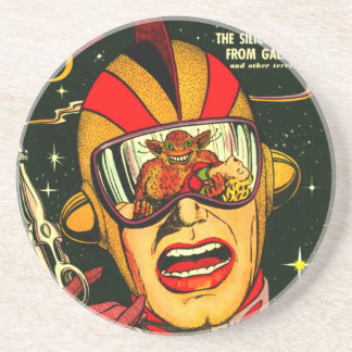 Space Action: Eek!  A Monster! Coaster