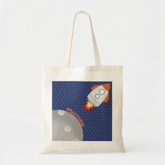 Space Adventure Tote Bag