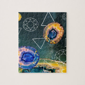 Space Agate Jigsaw Puzzle