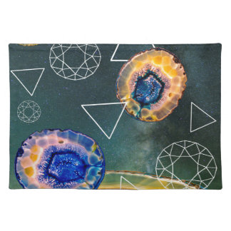 Space Agate Placemat