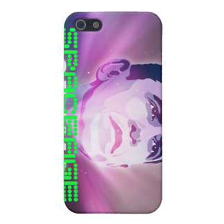 Space Age Obama Cover For iPhone 5/5S