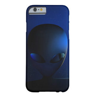 Space alien barely there iPhone 6 case