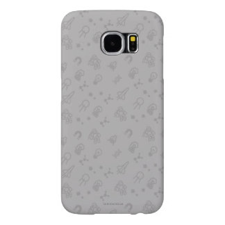 Space And Science Doodles Samsung Galaxy S6 Cases