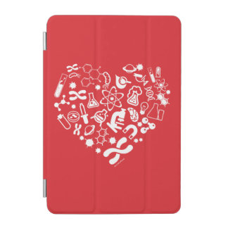 Space And Science Heart iPad Mini Cover
