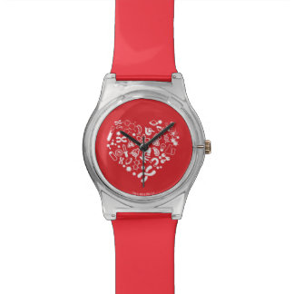 Space And Science Heart Watch