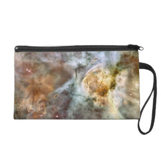 Space and Universe Wristlet Purse