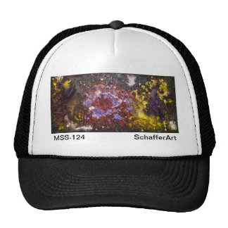 Space Art by Michael at SchafferArt.com Trucker Hat