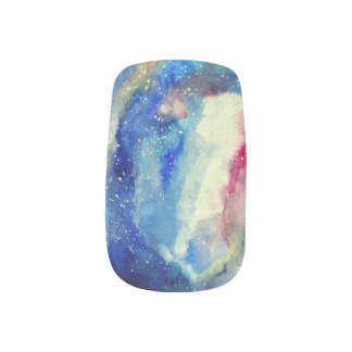 Space Art Nail Art Decals