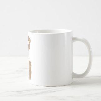 Space bear coffee mug