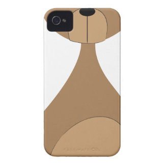 Space bear iPhone 4 case