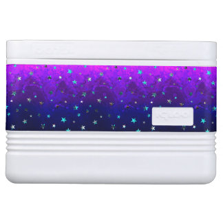 Space beautiful galaxy night starry  image cooler