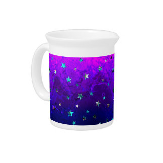Space beautiful galaxy night starry  image pitcher