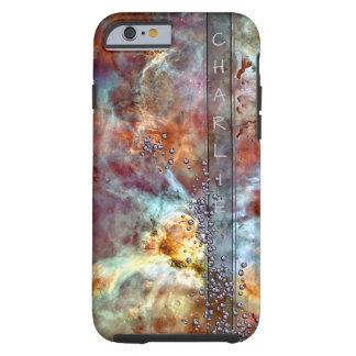 Space Bling Monogram Tough iPhone 6 Case