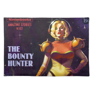 Space Bounty Hunter Placemat