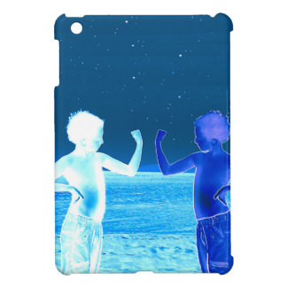 Space boys iPad mini case