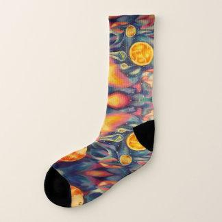 Space Bubble Socks 1