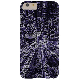 Space  Bubbles Barely There iPhone 6 Plus Case