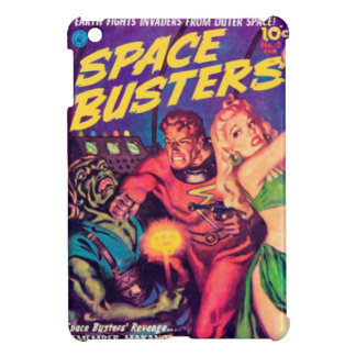 Space Busters iPad Mini Covers