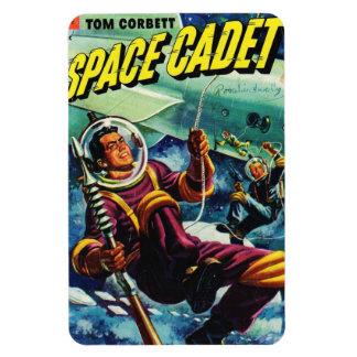 Space Cadet Comic Magnet