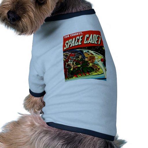 Space Cadet - Doggie Shirt