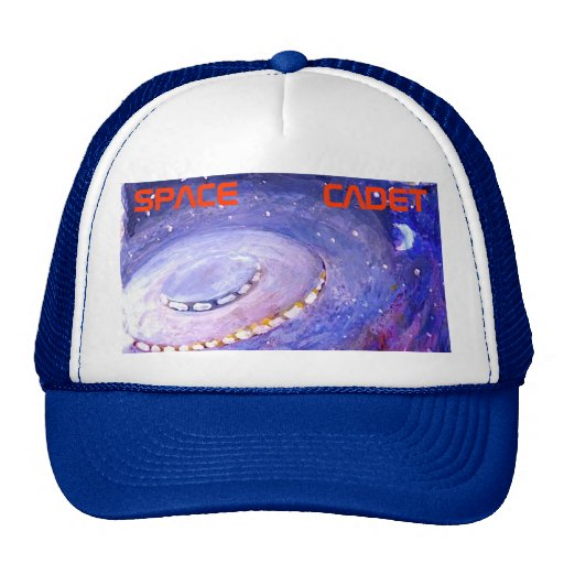 SPACE, CADET HAT