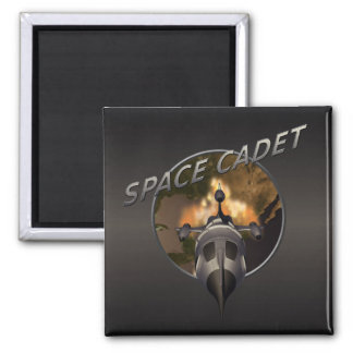 Space Cadet Magnet