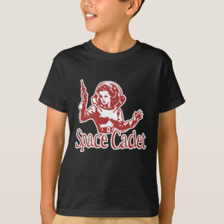 Space Cadet Red T-Shirt