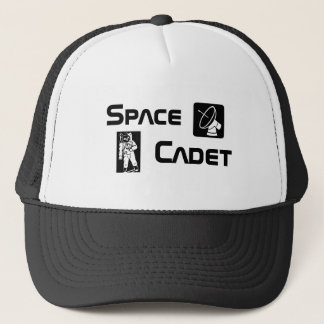 Space Cadet Trucker Hat