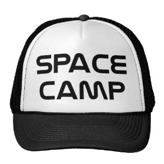 Space Camp Cap